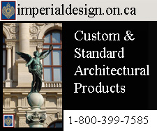 imperialdesign.on.ca - custom and standard architectural products