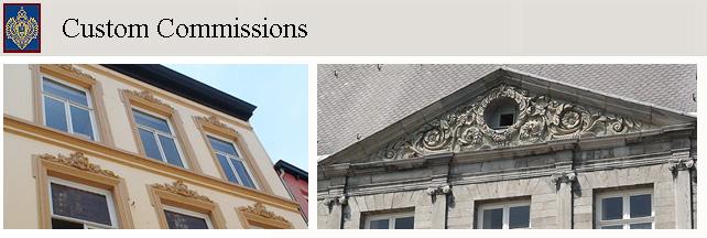 click for exterior pediments & Pediments door pediments window pediments roof gable design ... pezcame.com