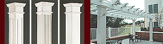 exterior architectural columns and fiberglass columns by imperial productions inc 1 800 399 7585. Black Bedroom Furniture Sets. Home Design Ideas