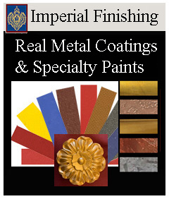 Real Metal Coatings and Specialty Paints