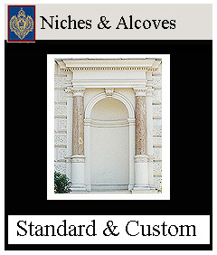 Niches and Alcoves from Imperial Productions