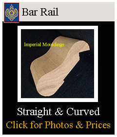 build your own bar with Barrail - chicago cut available