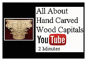 Youtube video on hand carved capitals