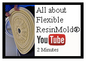 youtube video about flexible resinmold