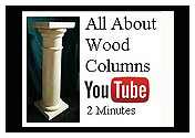 youtube video all about wood columns